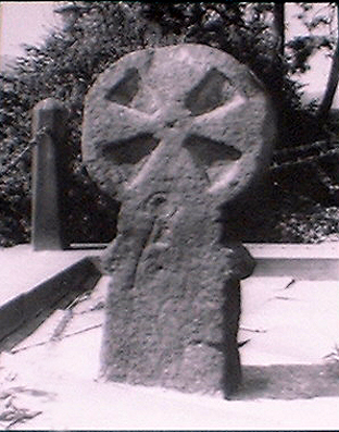 The Maiden or Tailor's Cross, Foulridge