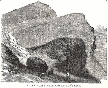 St. Anthony's Well, Arthur's Seat