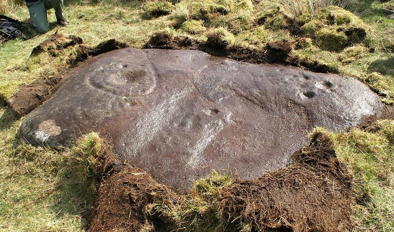 Morphing Stone, Dacre (photo © Richard Stroud)