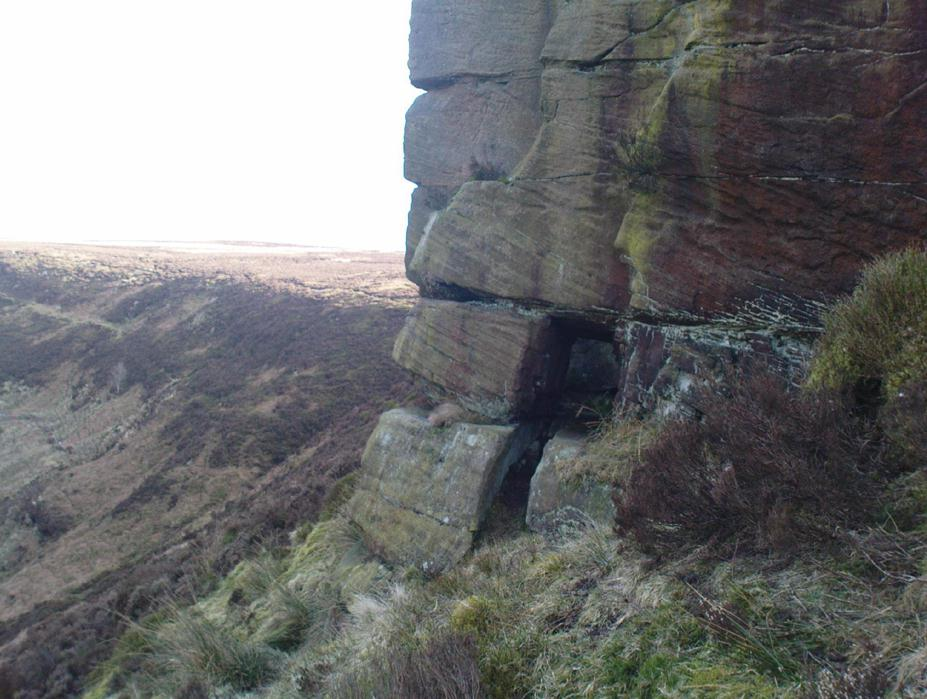 Ponden Kirks ceremonial passage