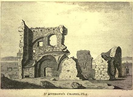 St. Anthony's Chapel, c.1785