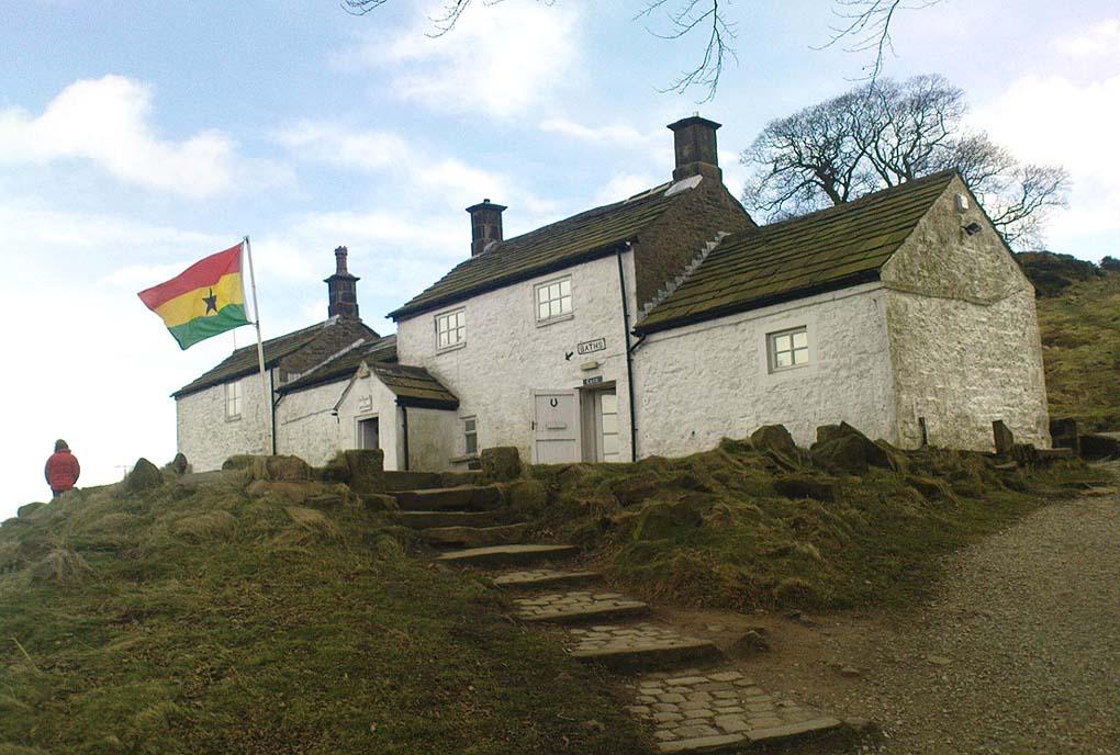 The White Wells, Ilkley Moor