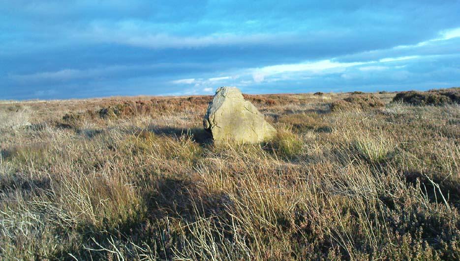 Todmoor Stone - looking east
