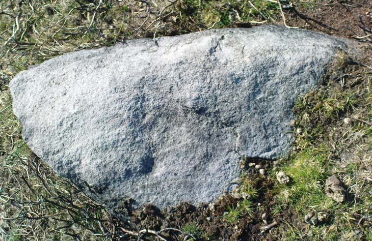 The Little Stone, Bingley Moor
