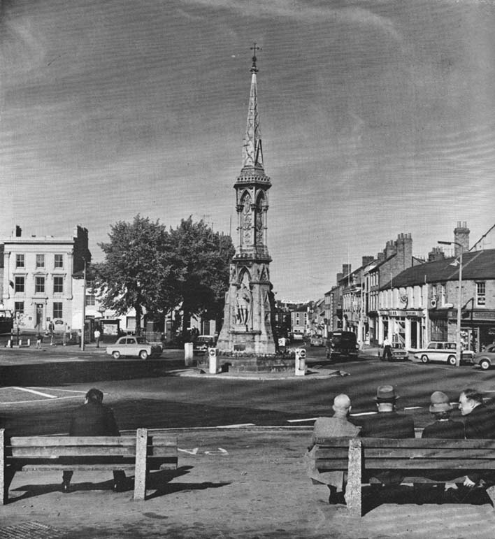 Banbury Cross (after Ronald Goodearl, 1973)