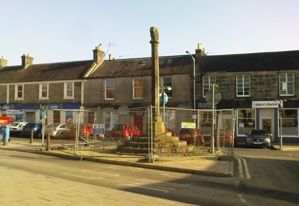 Old Market Cross, Kincardine