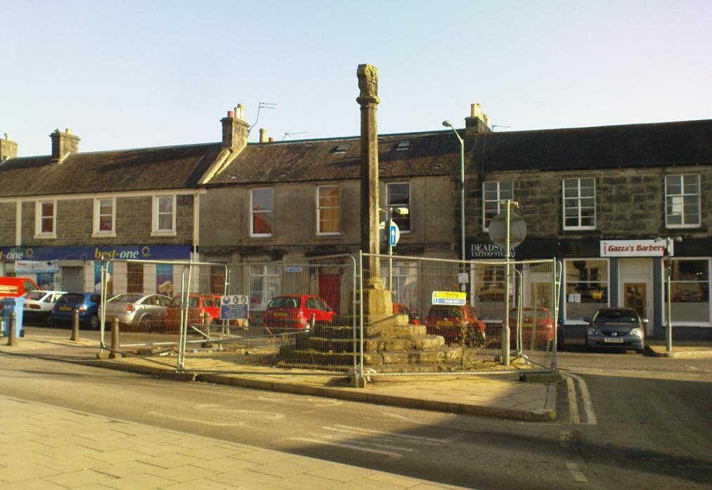Old Market Cross, Kincardine
