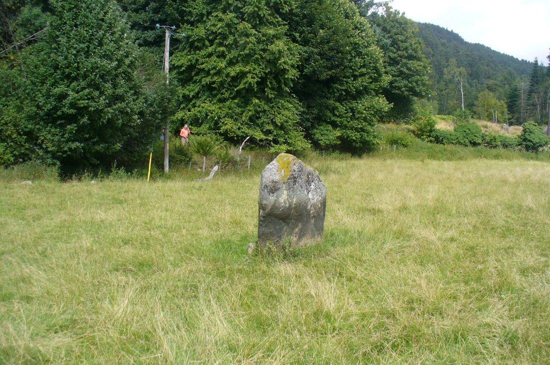 Dunkeld Stone looking north