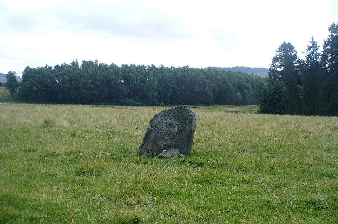 Dunkeld Park monolith
