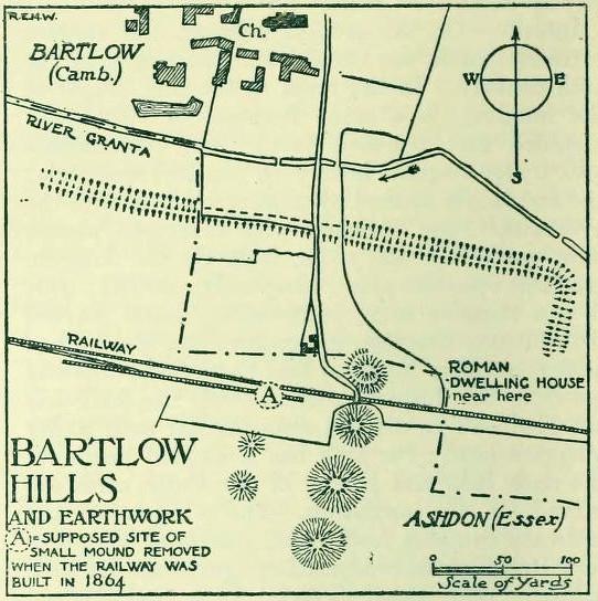 1916 map & plan