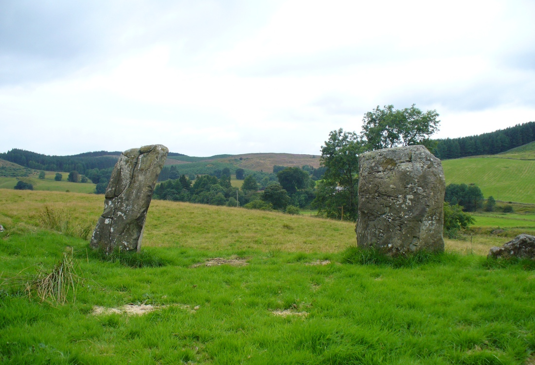 The 'entrance stones'
