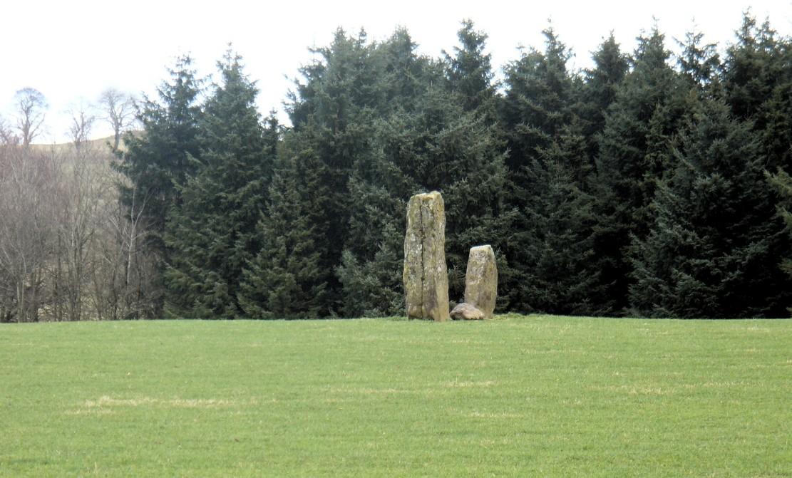 Dalchira's standing stones
