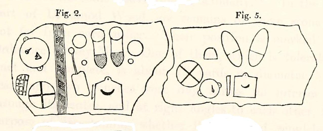 Creich Circle petroglyphs