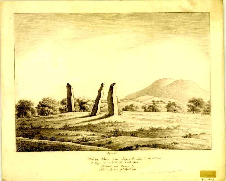 Early 19th century drawing