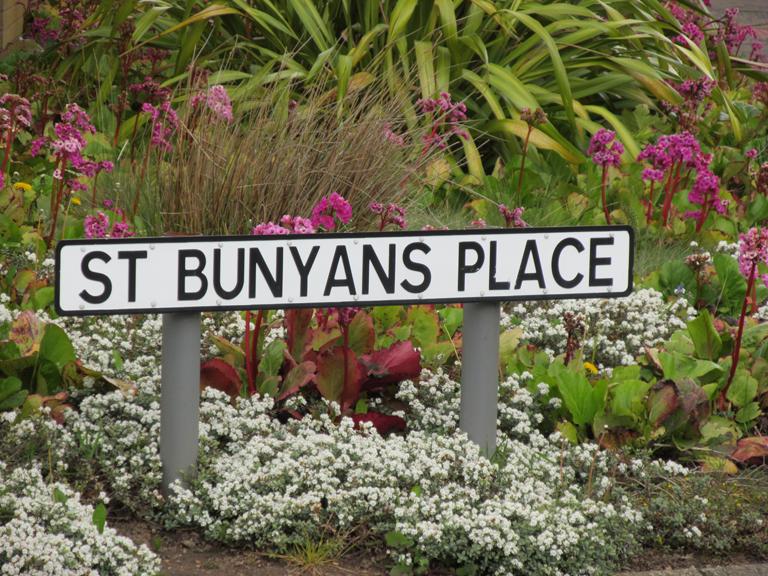 St Bunyan's Place