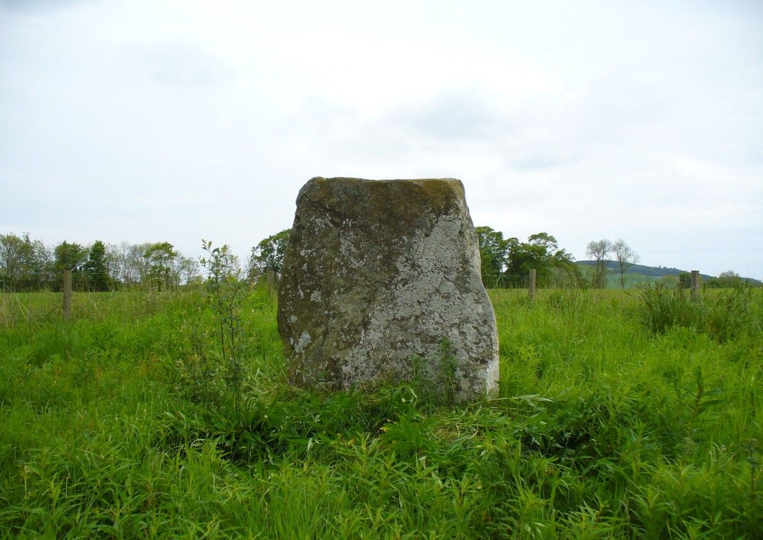 Westerton standing stone