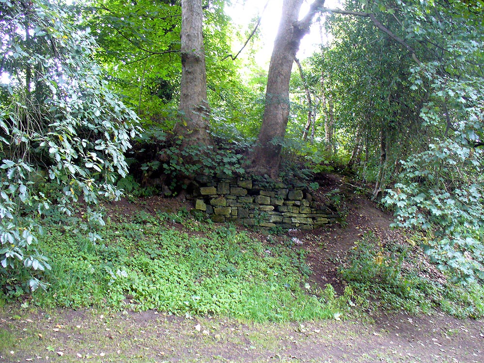 Site of the Pear Tree Well