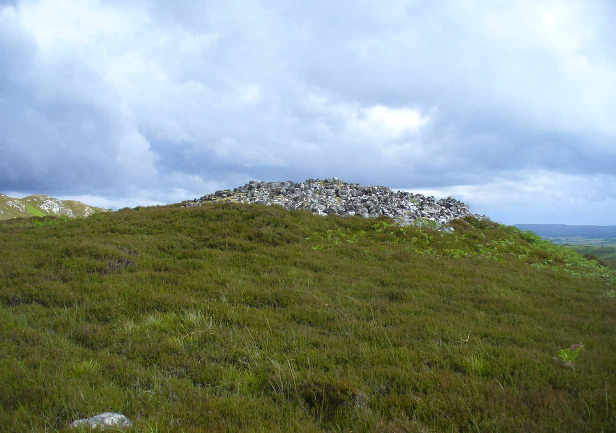 The great Queen's Cairn