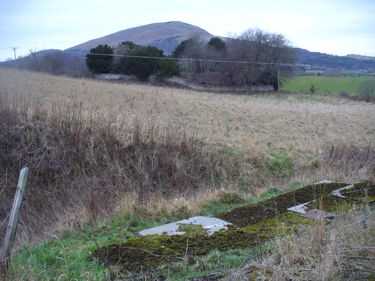 St Margarets Well at Pentland