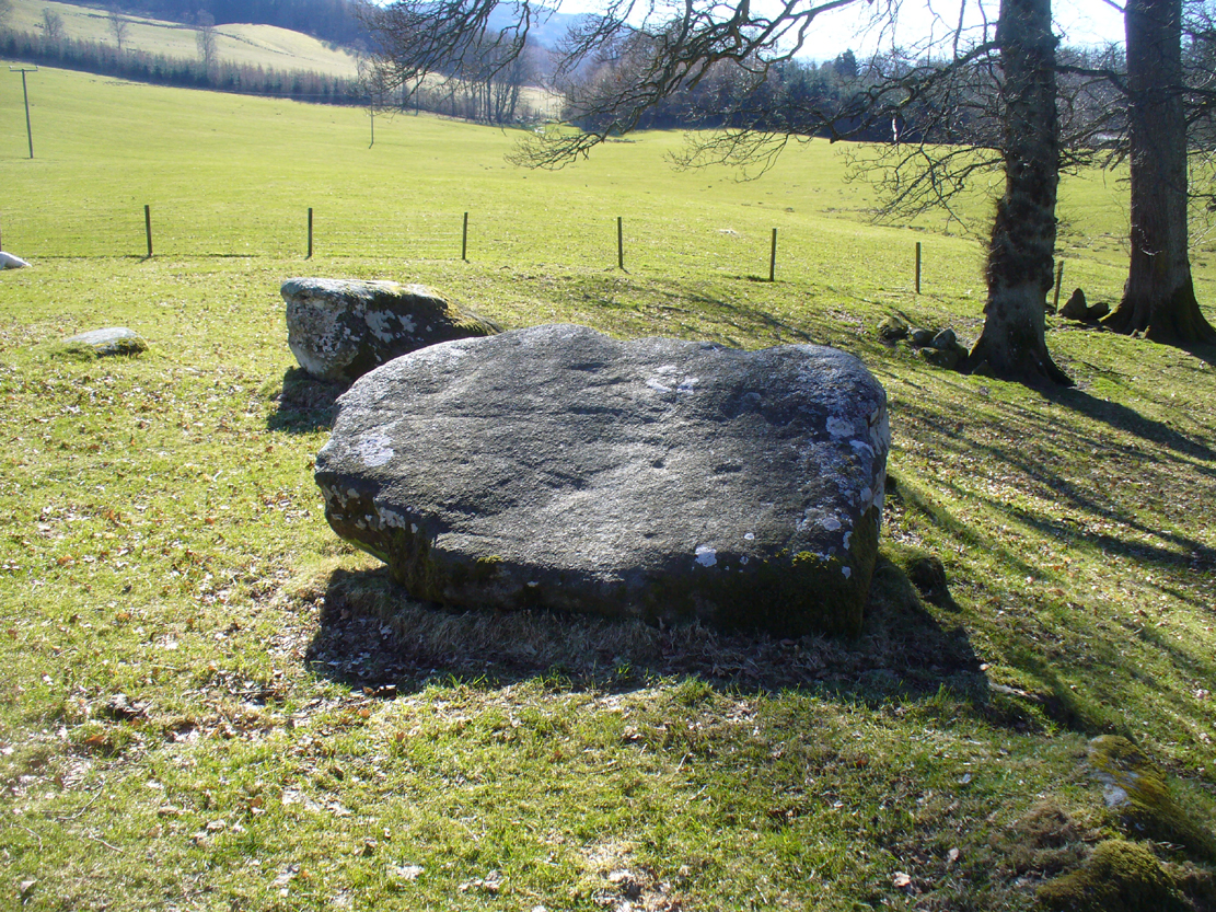 Stone D, with cupmarks