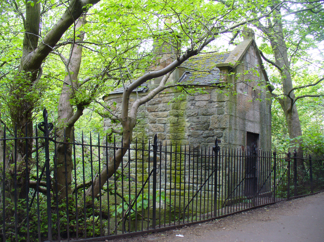 St George's Well, looking N