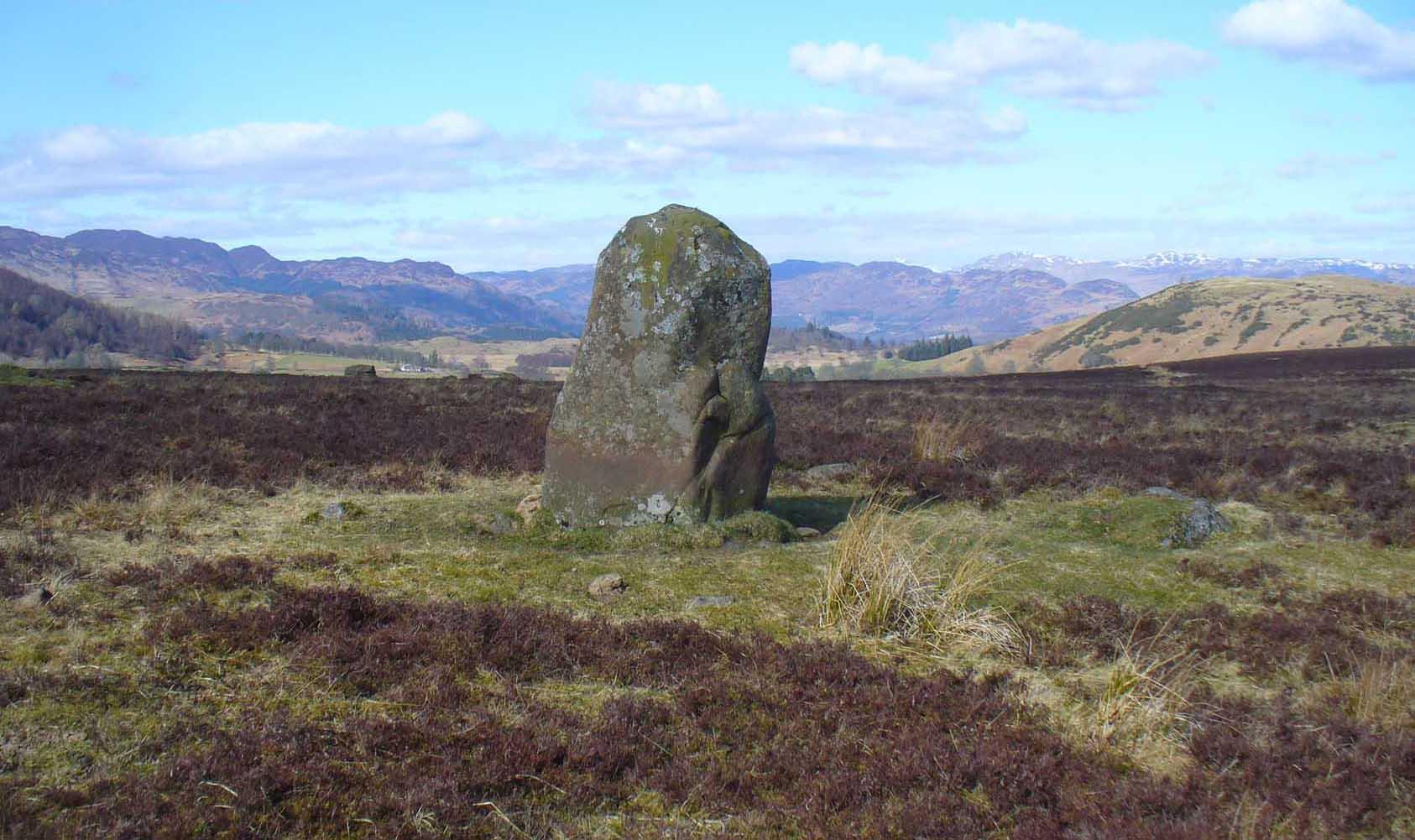 Dunruchan 'E' Stone