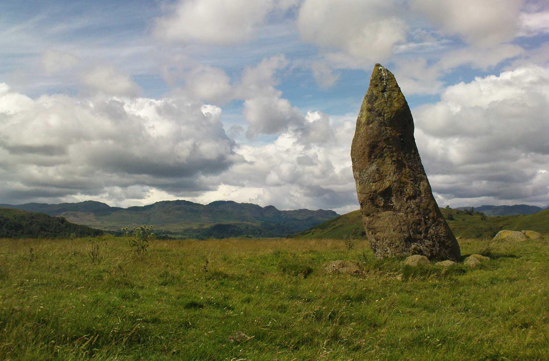 Dunruchan 'A' stone