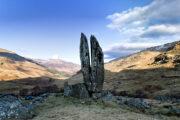 Clach na Sgoltadh (photo by James Elkington)